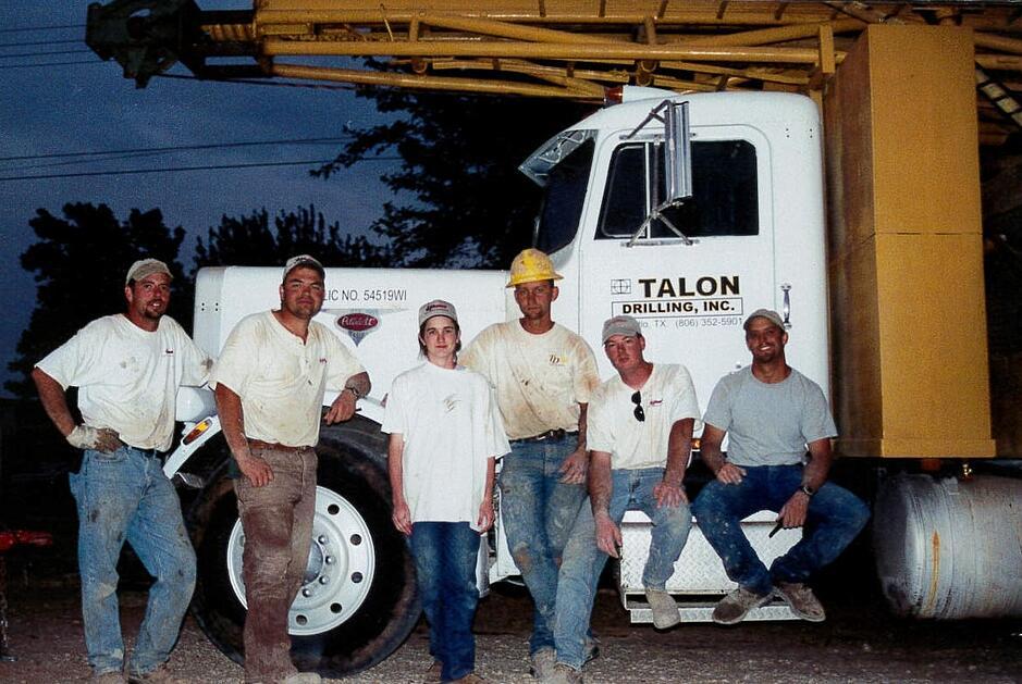 Talon/LPE Staff in the Field