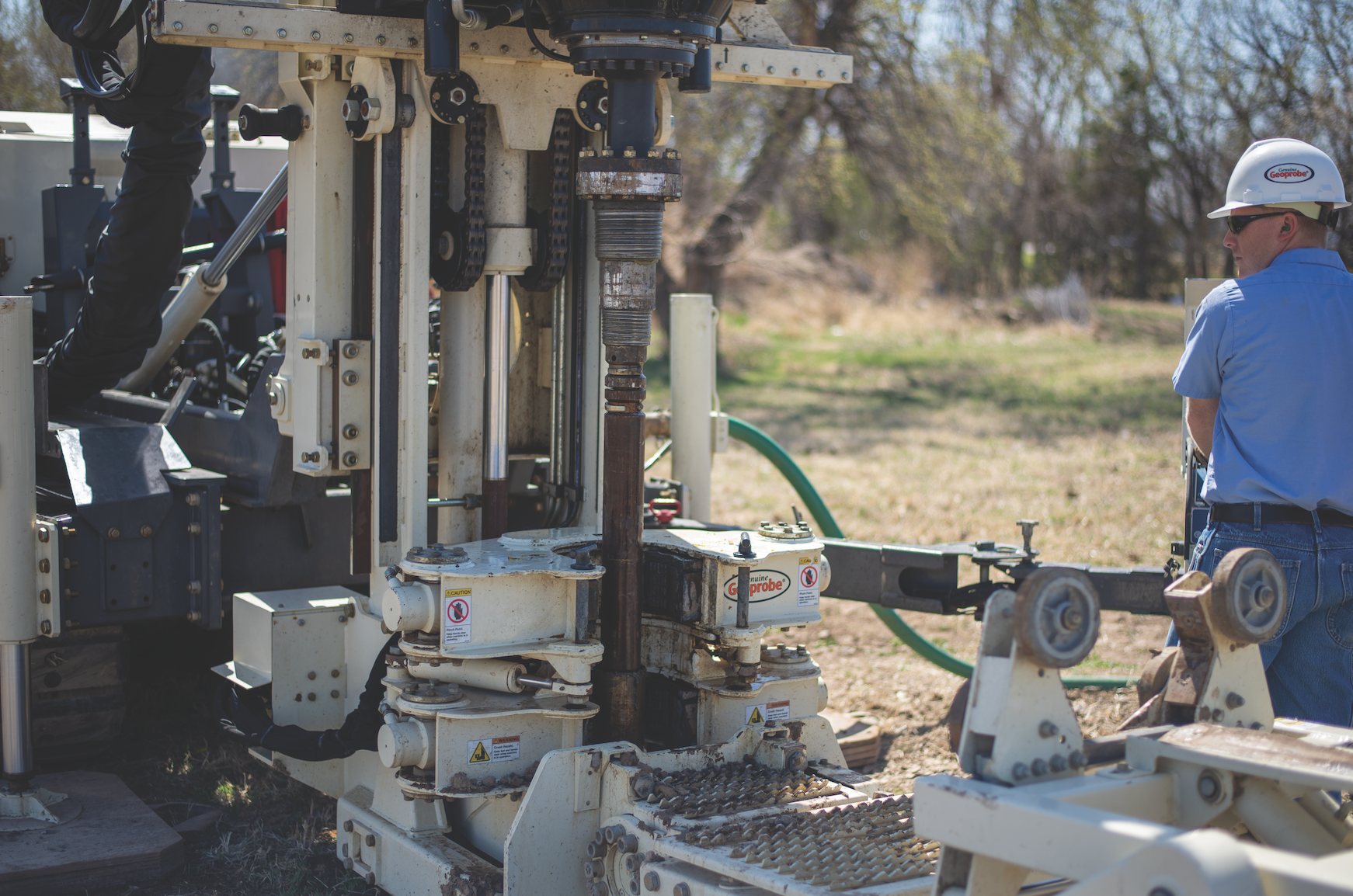 Sonic Drilling Technology