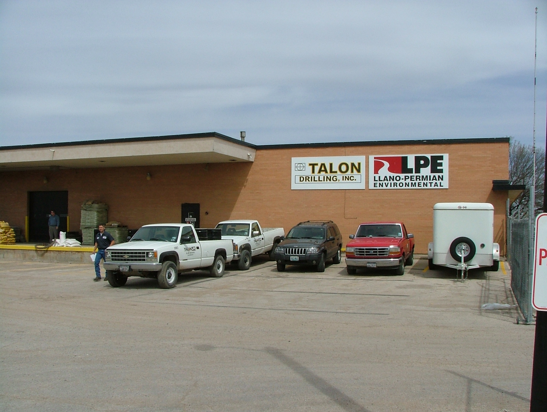 Talon/LPE North Bivins Location